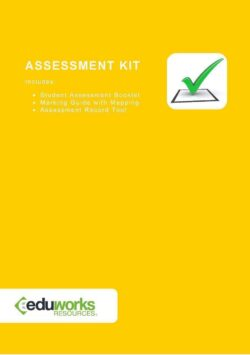Assessment Kit - CHCPOL003 Research and apply evidence to practice